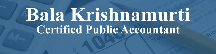 Massachusetts CPA Accountant Bala Krishnamurti - Logo
